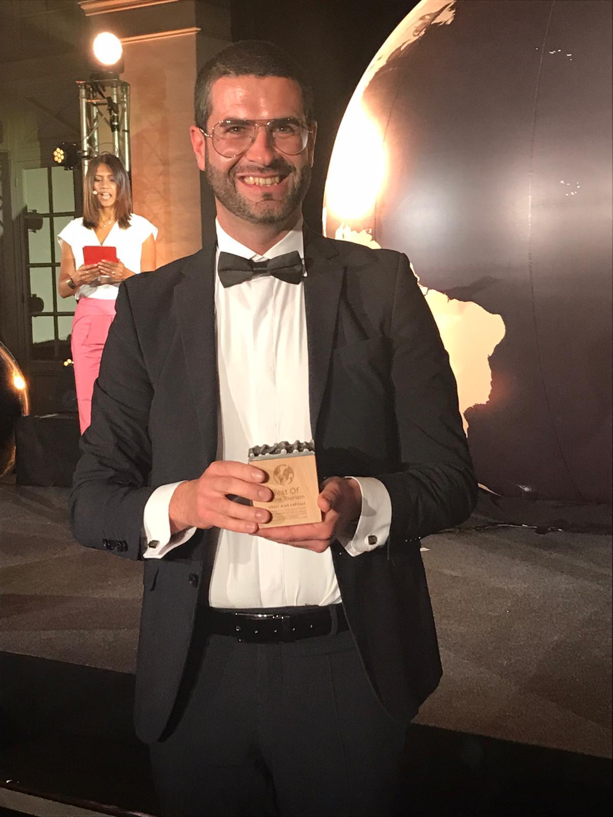 villa quaranta best wine tourism award